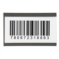"""2"""" x 3"""" Magnetic """"C"""" Channel Cardholders"""