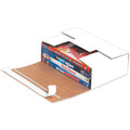 "7 11/16"" x 5 7/16"" x 2 7/16"" Self-Seal DVD Mailers 200/Bundle"