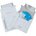 """5 1/8"""" x 5"""" Foam Lined CD Mailers 100/Case"""