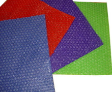 5ft Roll Blue, Red, Purple, Lime Green or Clear Bubble Wrap®.