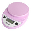 Escali Primo Soft Pink Digital Multifunction Kitchen Scale