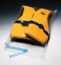 Resealable Poly Bags with Vent Hole, Flat Poly Bags with Vent Hole