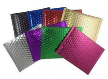 Blingvelopes offer vibrant colors and a metallic finish that will attract plenty of attention.