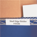 Angled Wire-Rac™ Snap-On Label Holders