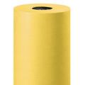 "Yellow Kraft Paper Rolls 1000' x 36"" - 50#"