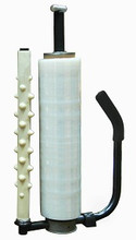 Hand Held Bubbleator Stretch Wrap / Pallet Wrap Dispenser