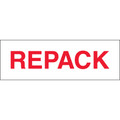 """Repack"" Pre-Printed Carton Sealing Tape"