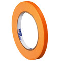"1/4"" Orange Colored Masking Tape - Tape Logic™"