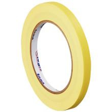 "1/4"" Yellow Colored Masking Tape - Tape Logic™"