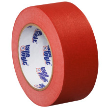 """2"""" Red Colored Masking Tape - Tape Logic™"""