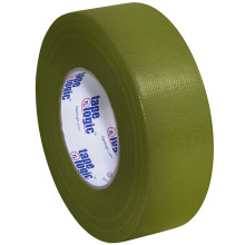 "2"" Olive Green Colored Duct Tape - Tape Logic™"