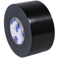 "3"" Black Colored Duct Tape - Tape Logic™"