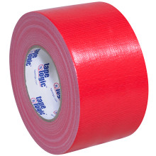 """3"""" Red Colored Duct Tape - Tape Logic™"""