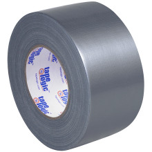 """3"""" Silver Colored Duct Tape - Tape Logic™"""