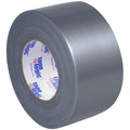 "3"" Silver Colored Duct Tape - Tape Logic™"