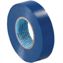 "3/4"" Blue Color Coding Vinyl Electrical Tape"