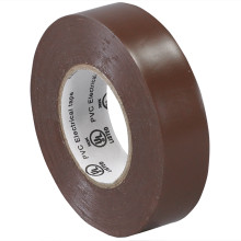 """3/4"""" Brown Color Coding Vinyl Electrical Tape"""