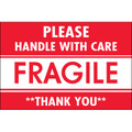 """Please Handle With Care - Fragile""  Shipping and Handling Labels"