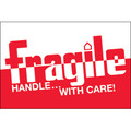 """""""Fragile - Handle... With Care!"""" Shipping Labels"""