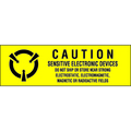 """Caution - Sensitive Electronic Devices"" Labels"
