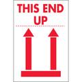 """""""This End Up"""" International Safe-Handling Labels"""