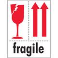 """""""Fragile"""" Labels International Safe Handling Labels"""
