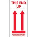 """""""This End Up"""" International Safe Handling Labels"""