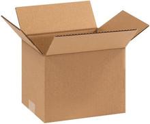 "9"" x 7"" x 7"" Brown Corrugated Cardboard Shipping Box Build-A-Bundle™"