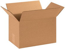 "14"" x 9"" x 9"" Brown Corrugated Cardboard Shipping Box Build-A-Bundle™"