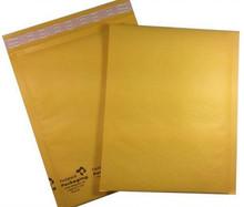 "8 1/2"" x 13"" Kraft Self Seal Bubble Mailer Envelope"