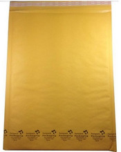 "14 1/4"" x 19"" Kraft Self Seal Bubble Mailer Envelope"