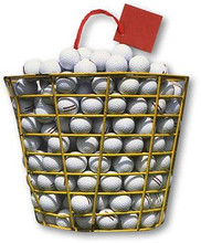 "10"" x 11"" x 4"" Bucket of Balls Medium Die Cut Gift Bag"