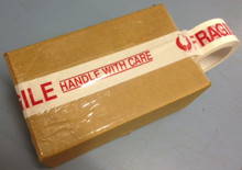 Fragile Handle with Care Packaging Tape