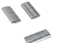 "3/4"" Push-On Heavy Duty Steel Strapping Seals"