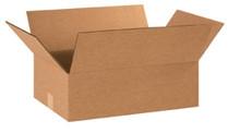 "17"" x 12"" x 6"" (200#/ECT-32) Kraft Corrugated Cardboard Shipping Boxes"
