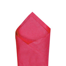 Boysenberry (Red) Color Wrapping and Tissue Paper, Quire Folded
