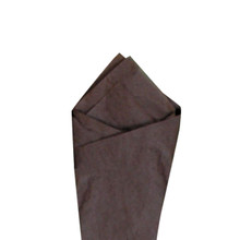 Brown Color Wrapping and Tissue Paper, Quire Folded