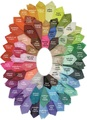 We offer a large selection of colored tissue paper.