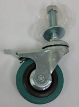 Caster Wheels for Kraft Paper Dispenser Carts