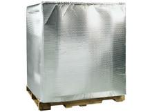 """48 x 40 x 60"""" Cool Shield Bubble Pallet Cover 5/Case"""