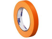 "1/2"" Orange Colored Masking Tape - Tape Logic™"