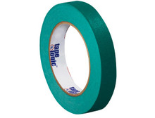 "1/2"" Dark Green Colored Masking Tape - Tape Logic™"