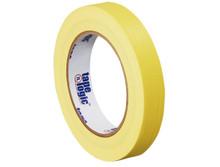 "1/2"" Yellow Colored Masking Tape - Tape Logic™"