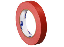 """1/2"""" Red Colored Masking Tape - Tape Logic™"""