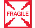 """Fragile"" Shipping and Handling Labels"