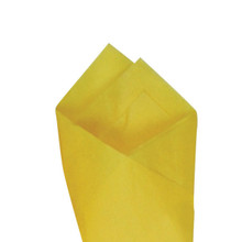 Buttercup Color Wrapping and Tissue Paper, Quire Folded