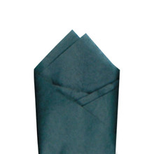 Hunter Green Color Wrapping and Tissue Paper, Quire Folded