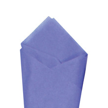 Iris (Purple) Color Wrapping and Tissue Paper, Quire Folded
