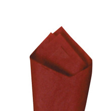 Mulberry (Maroon) Color Wrapping and Tissue Paper, Quire Folded