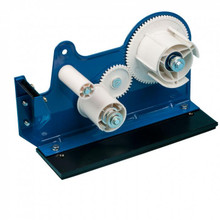 Heavy Duty double-sided tape dispenser with a weighted base.